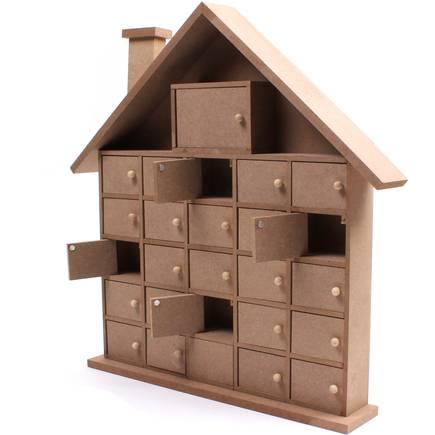 Advent house   Hobbycraft