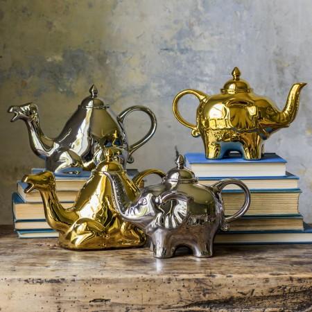 Bling teapot