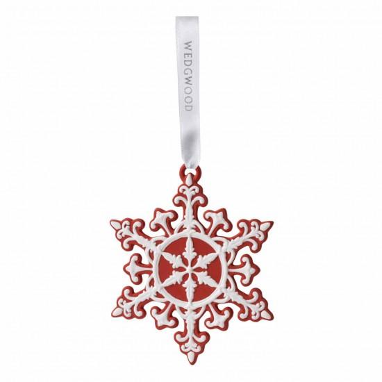 Wedgwood snowflake