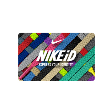 Nike card
