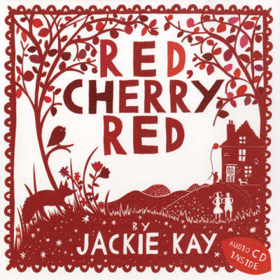 Red, Cherry Red | Jackie Kay £6.99