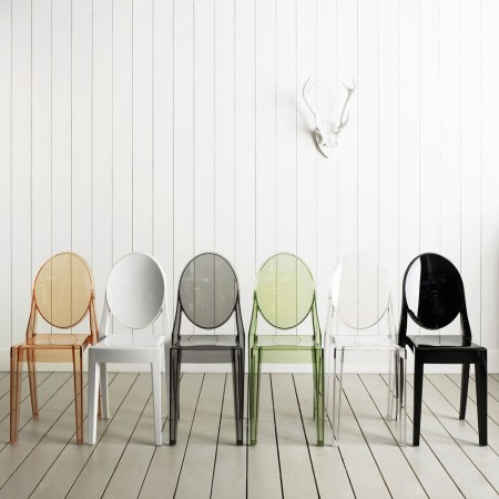 Kartell Ghost Chair £177