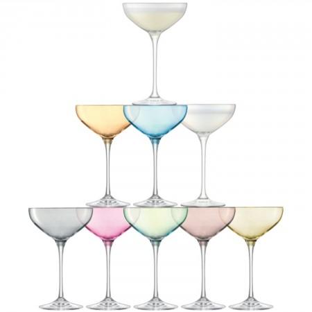LSA Champagne Glass Set | Laughing Heart Gift Blog