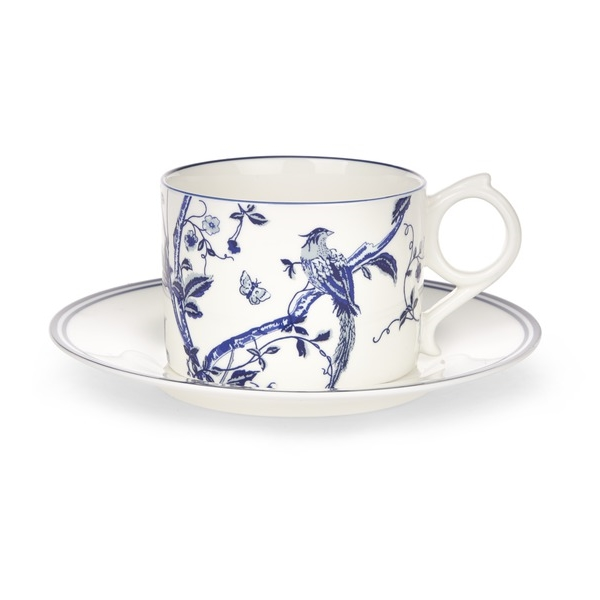 Teacup and Saucer | Laughing Heart Blog