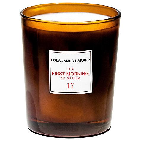 Lola James Harper Candle £30