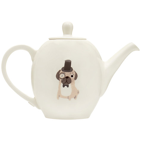 Fenella Smith Pug Teapot £38