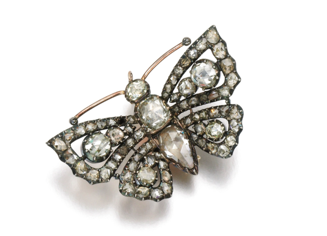 Diamond Moth | Duchess of Devonshire