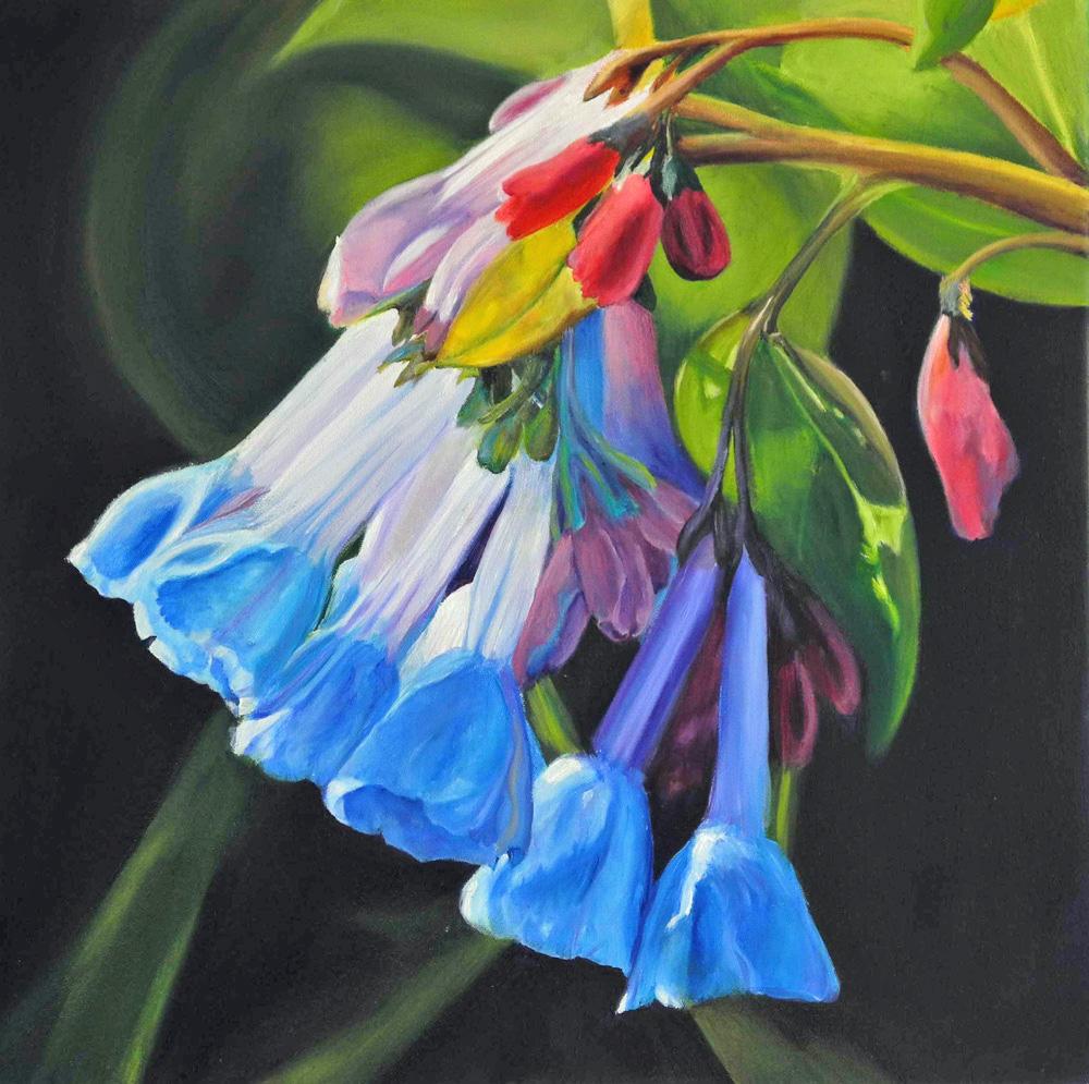 Blue Bells I