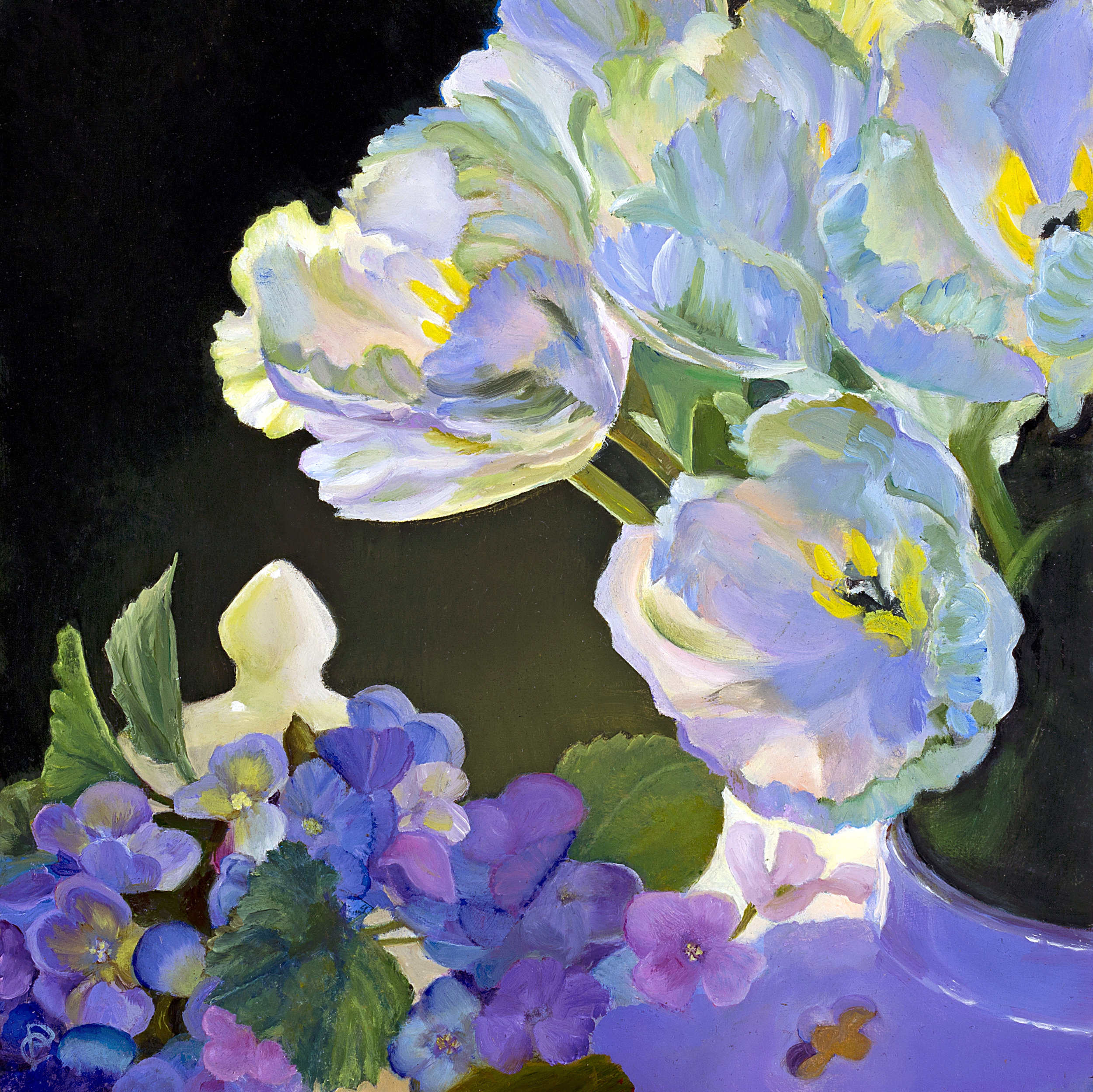 Florist's Workbench at Merrifield Gardens