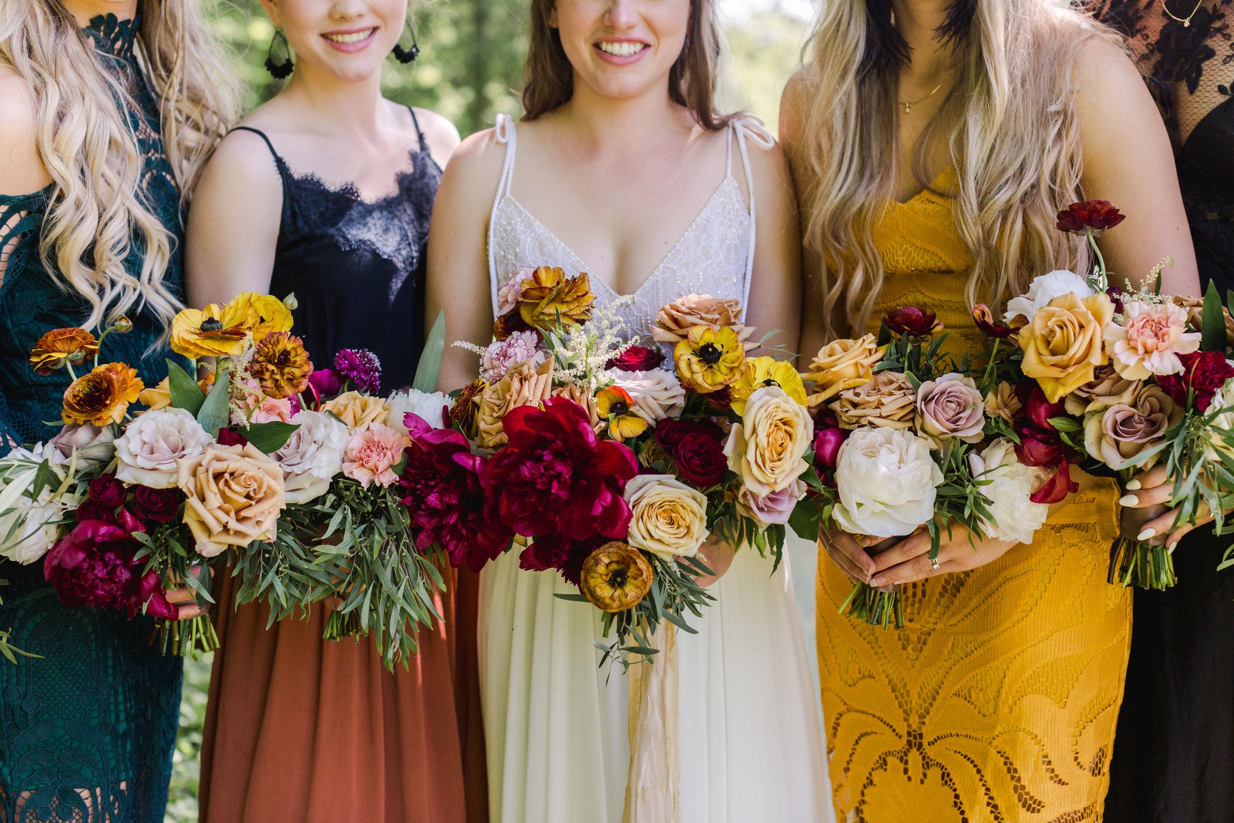 Ithaca, New York Spring Wedding
