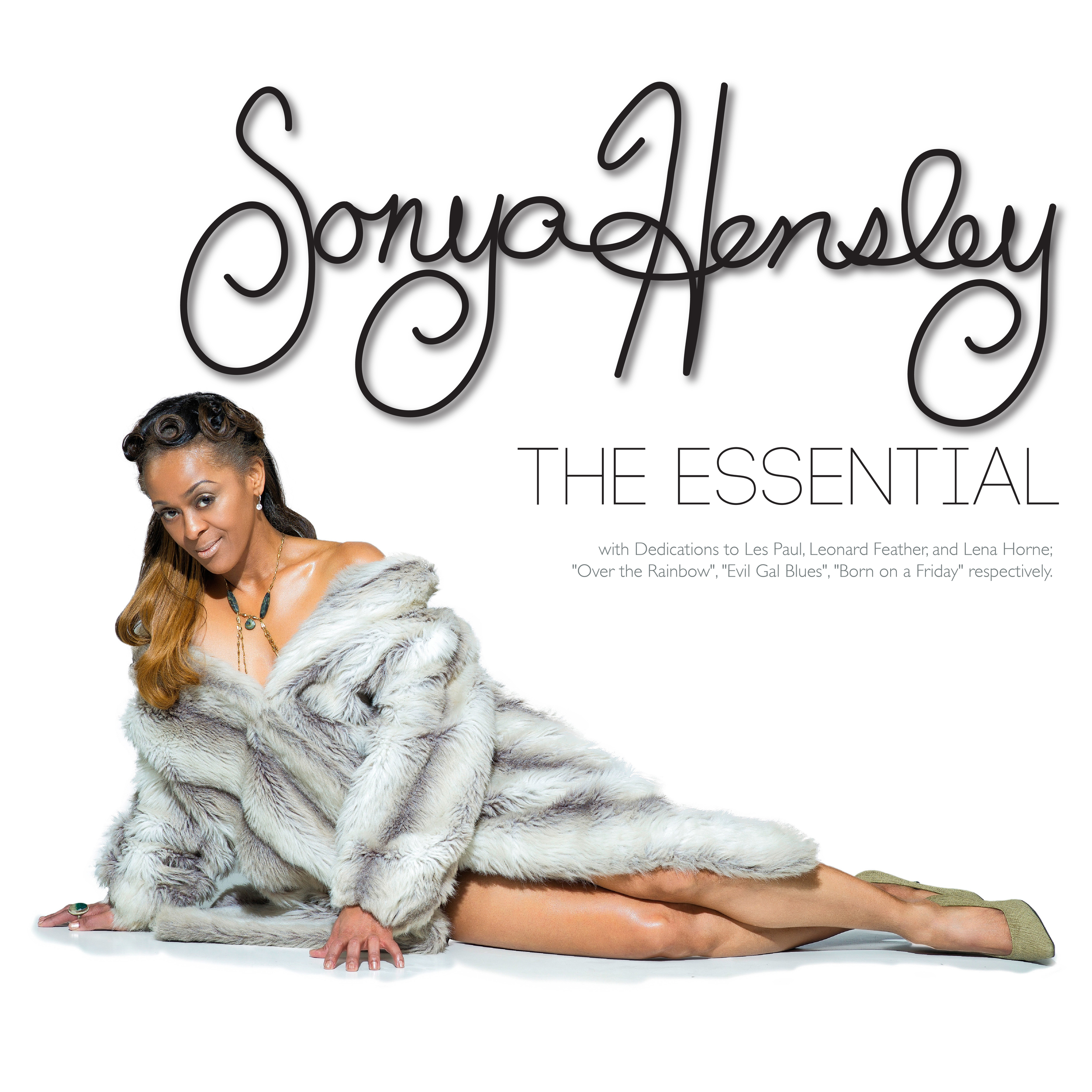"""Click Image To Order """"The Essential"""" On itunes!"""
