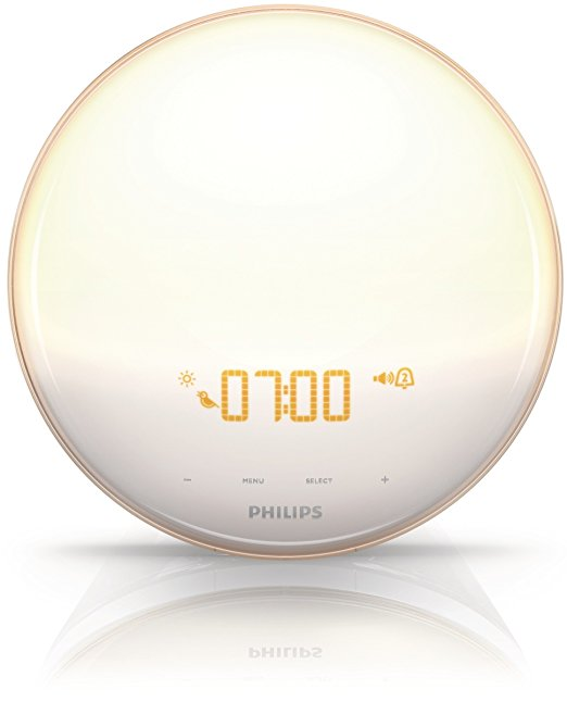 Techy:  Philips Wake-Up Light