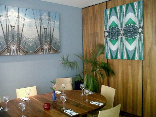Commission for Pizza Express - Victoria, London