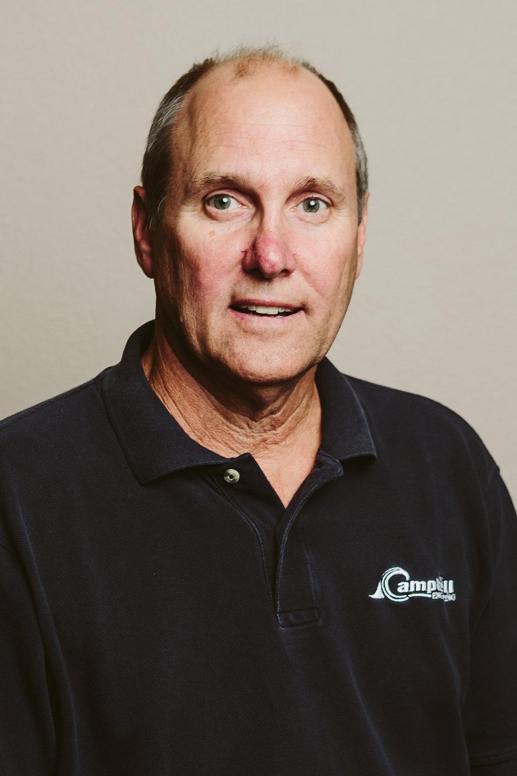 Bob Lynch - Sales/Purchasing