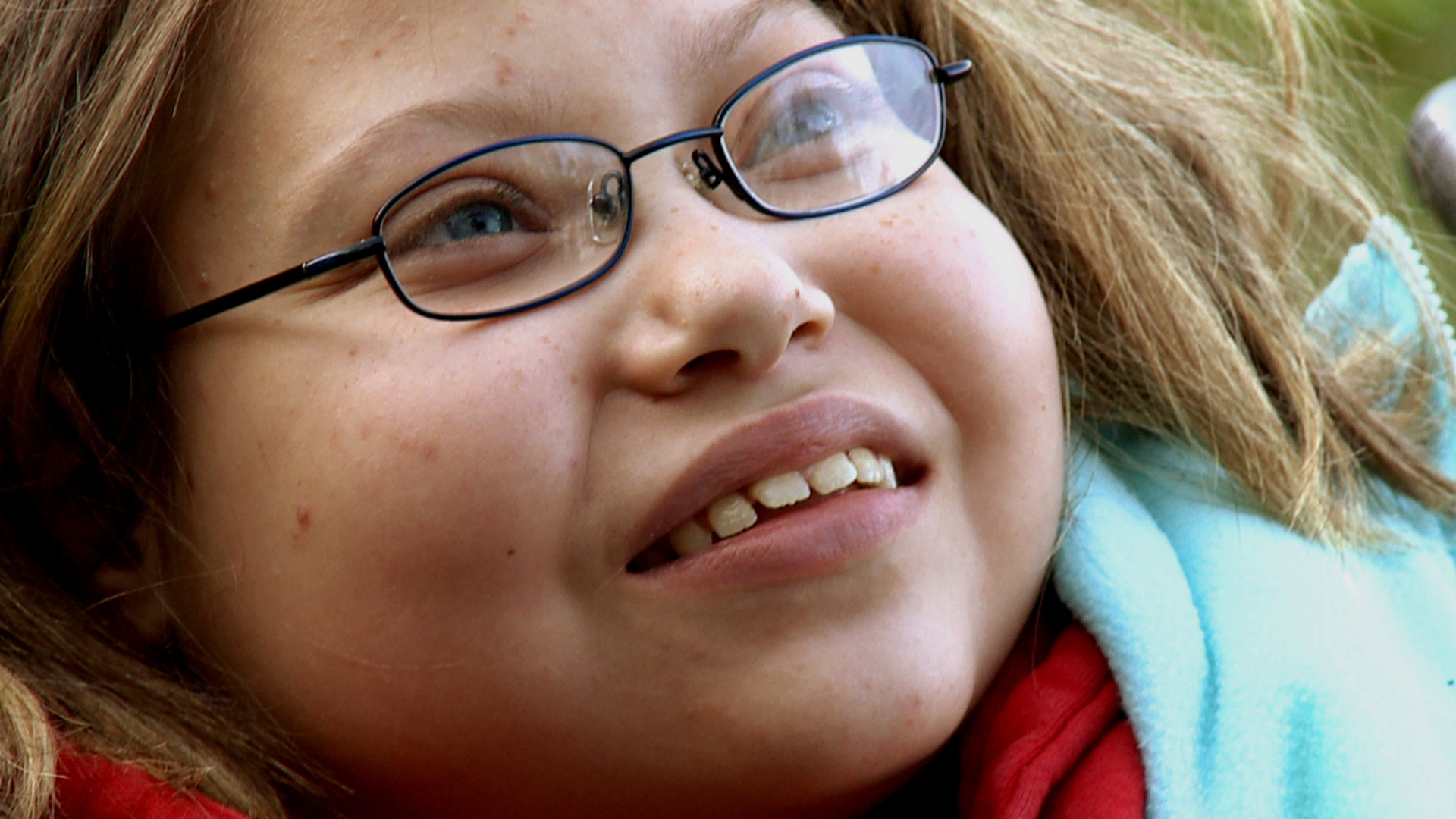Arianna Evans   Age 14 Spina Bifida, kidney failure Wish: Merriam's Turkey, South Dakota  Arianna has an unwavering smile that shows a strength undaunted by her constant struggles to survive. Born with Spina Bifida and waiting on a kidney transplant, Arianna is limited to a wheel chair, requires daily dialysis, and constantly battles infection. However, growing up in a hunting family has instilled Arianna with a love for the outdoors and afforded her opportunities to hunt with the best of them. Hunt of a Lifetime sent Arianna on a Merriam's Turkey hunt in Custer, South Dakota. Accompanied by her parents, Bill and Laura, her siblings, and a TV crew for a hunting network, Arianna spent a week in the Black Hills on the lookout for a respectable gobbler.