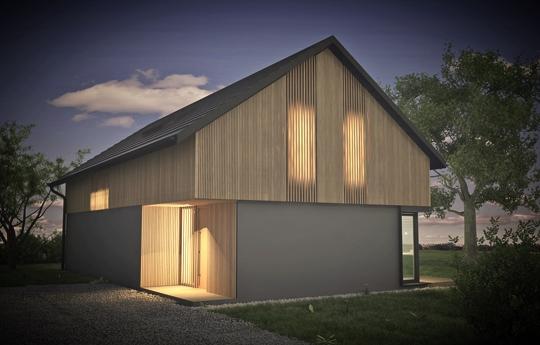 Tipska hiša Lumar Delta