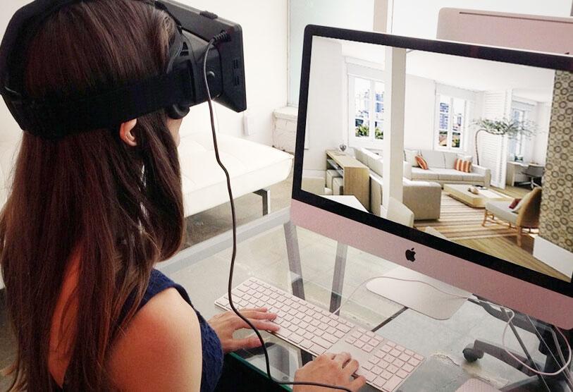 Virtualna simulacija vašega projekta.
