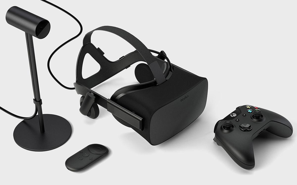 Sodobna VR oprema.