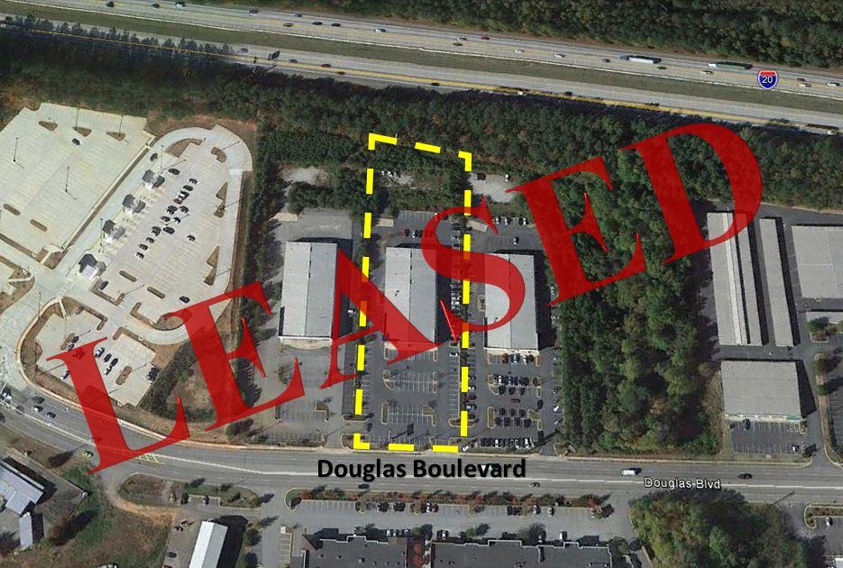 +/- 17,000 Sq. Ft. Dealership building in Douglasville