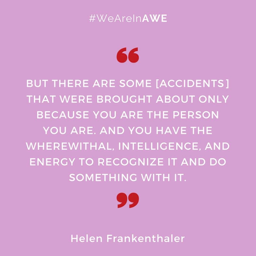 Quote by Helen Frankenthaler