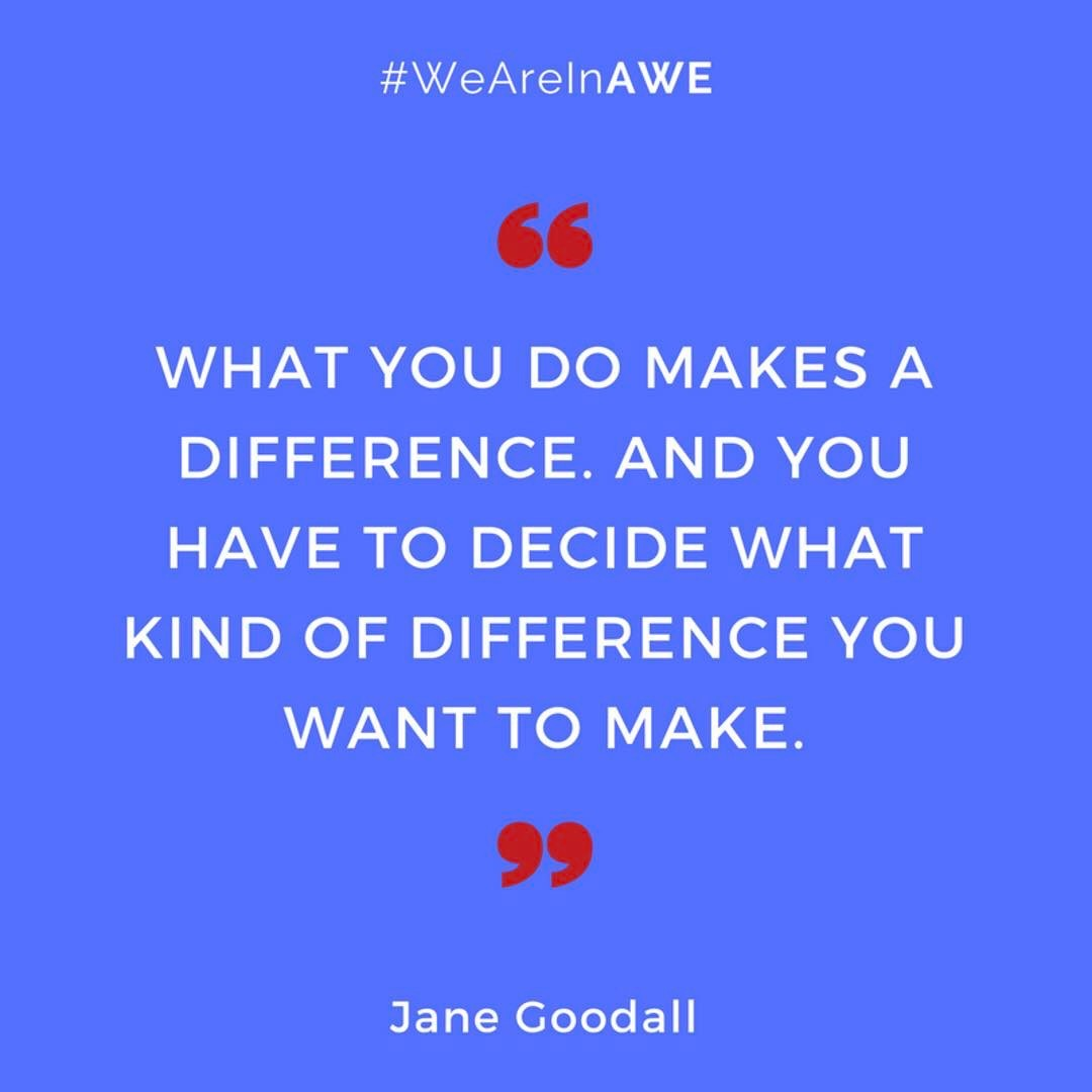 Quote by Jane Goodall
