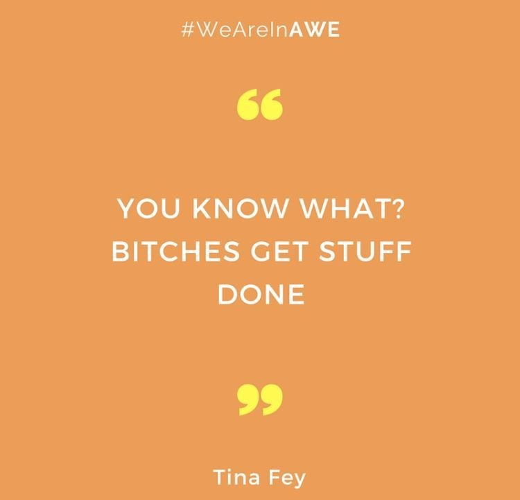 Quote by Tina Fey