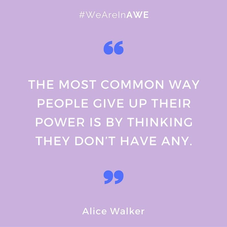 Quote by Alice Walker