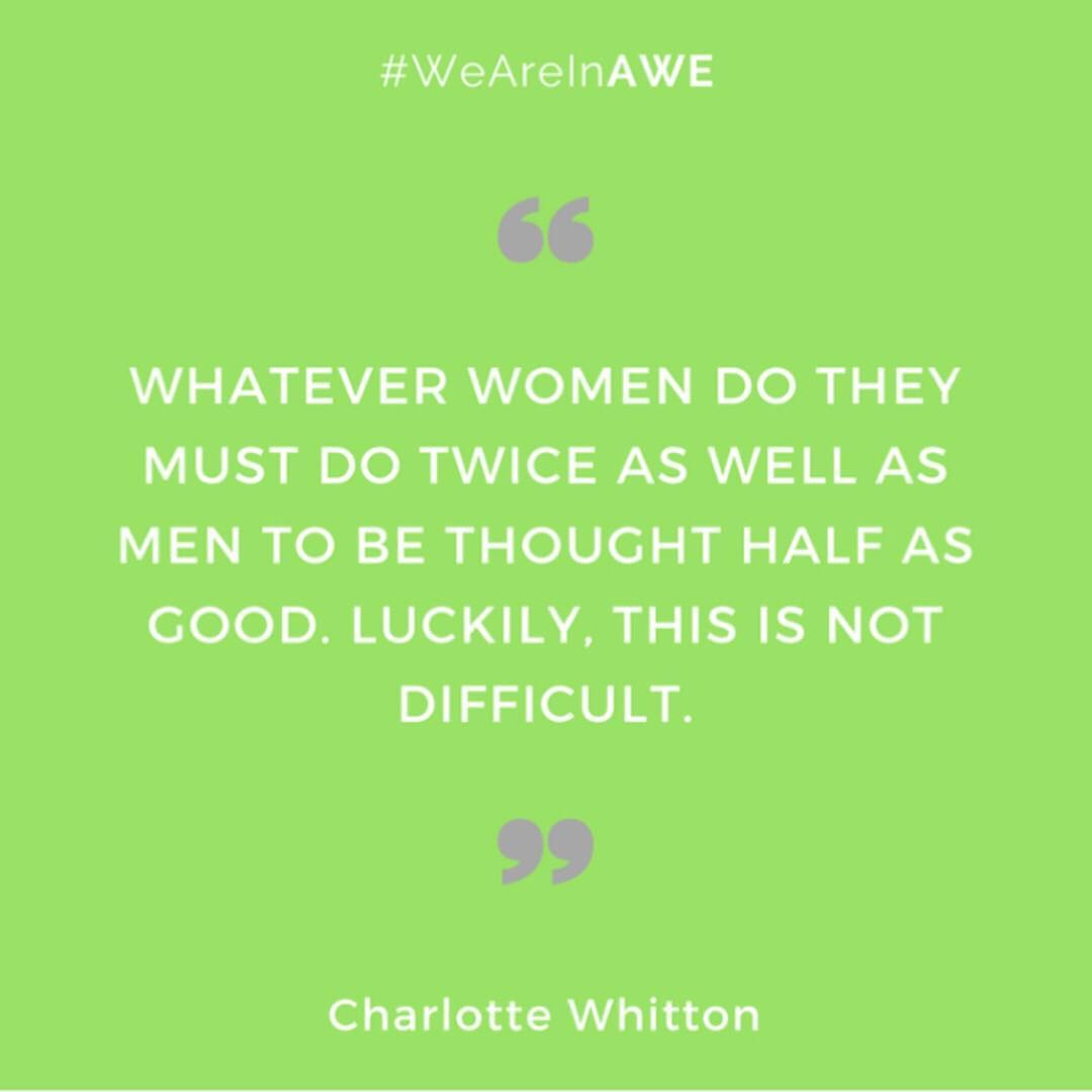 Quote by Charlotte Whitton