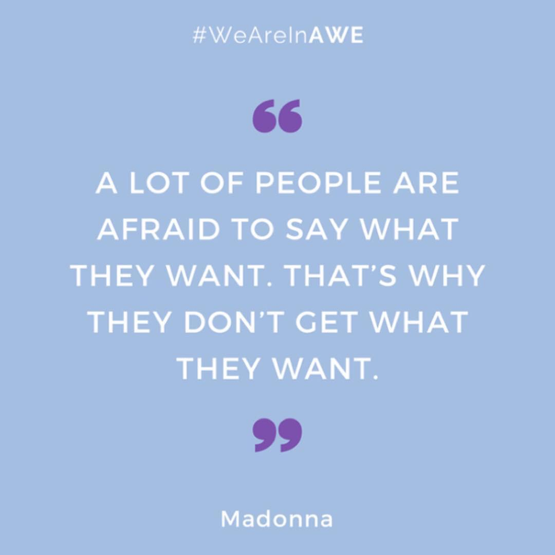 Quote by Madonna