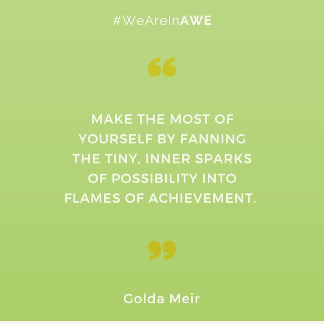 Quote by Golda Meir