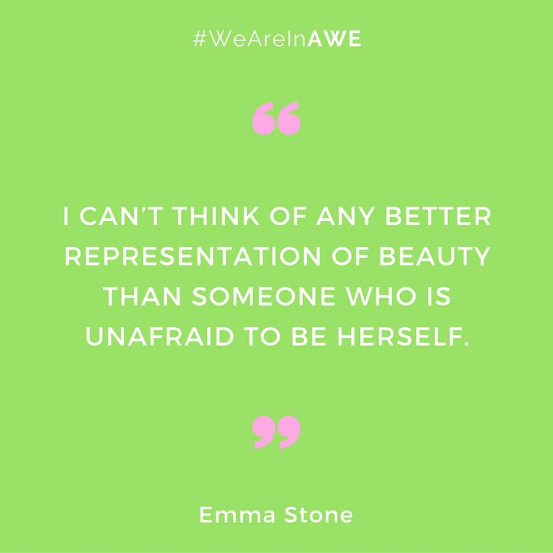 Quote by Emma Stone