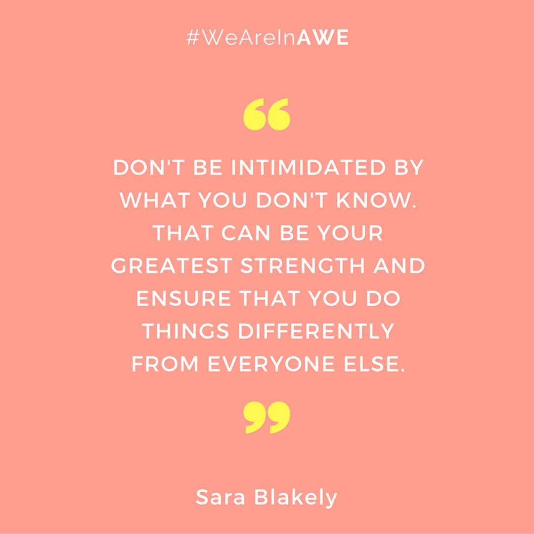Quote by Sara Blakely