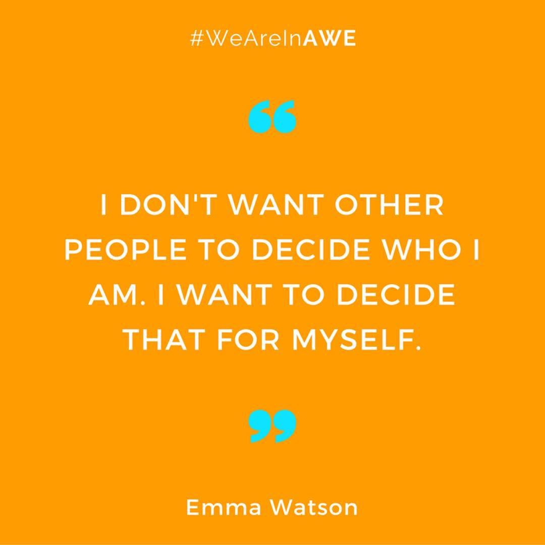 Quote by Emma Watson