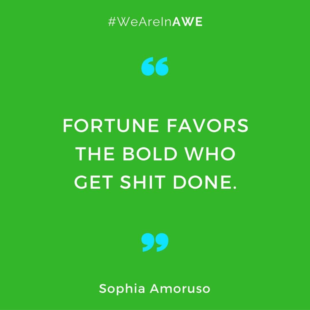 Quote by Sophia Amoruso
