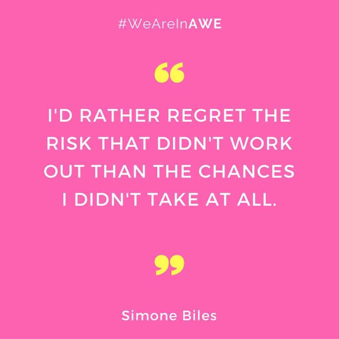 Quote by Simone Biles