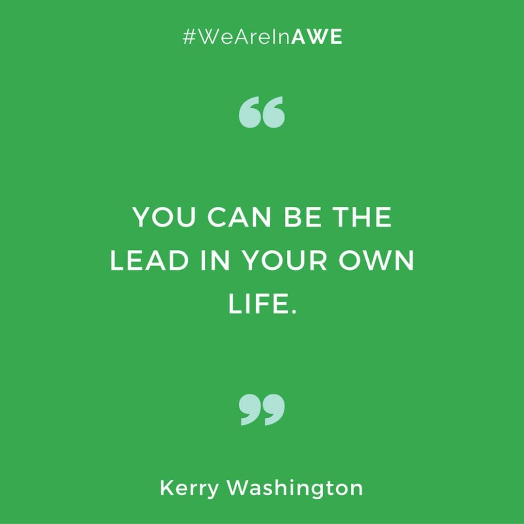 Quote by Kerry Washington