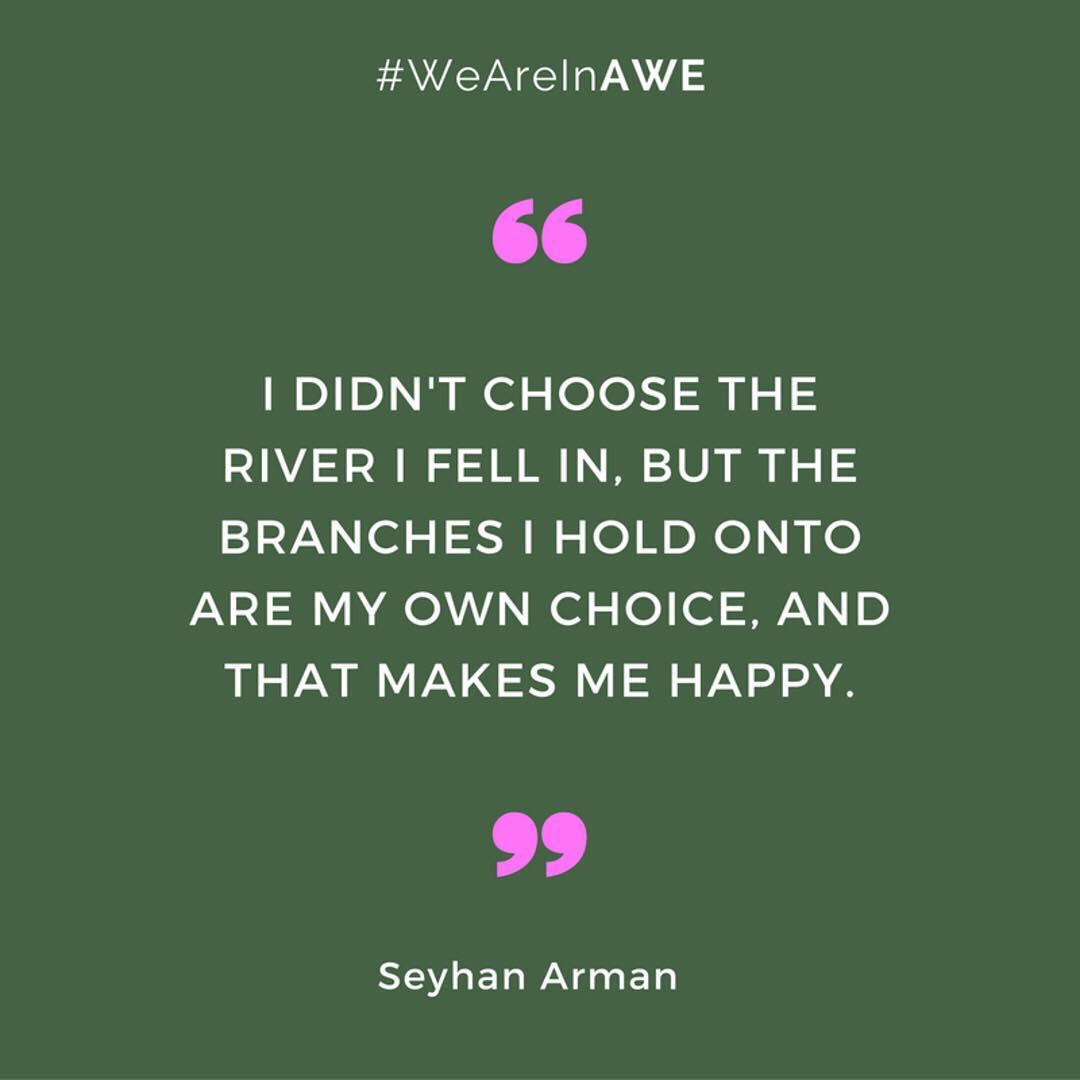 Quote by Seyhan Arman