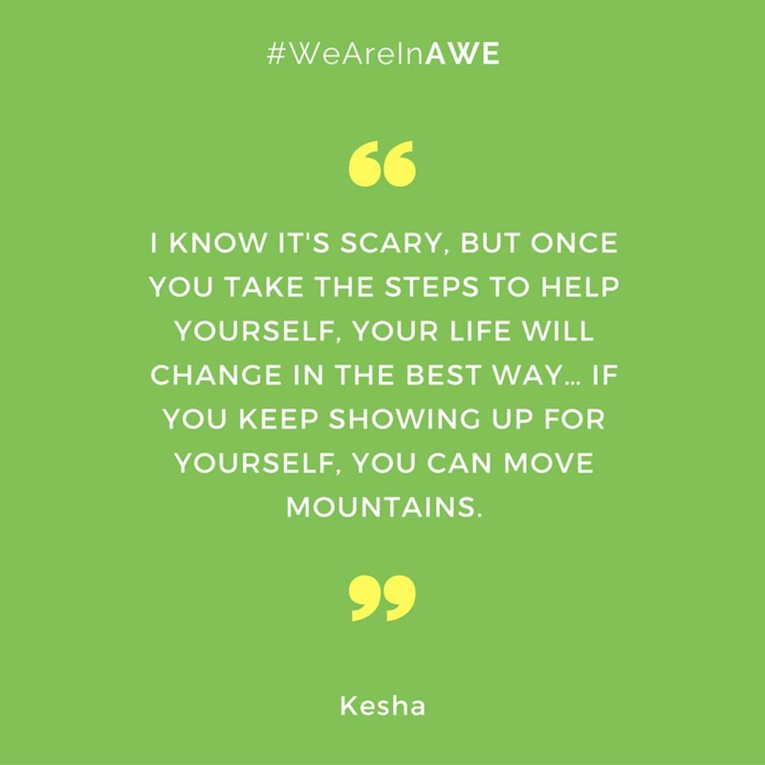 Quote by Kesha