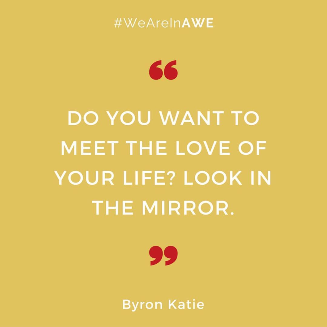 Quote by Byron Katie
