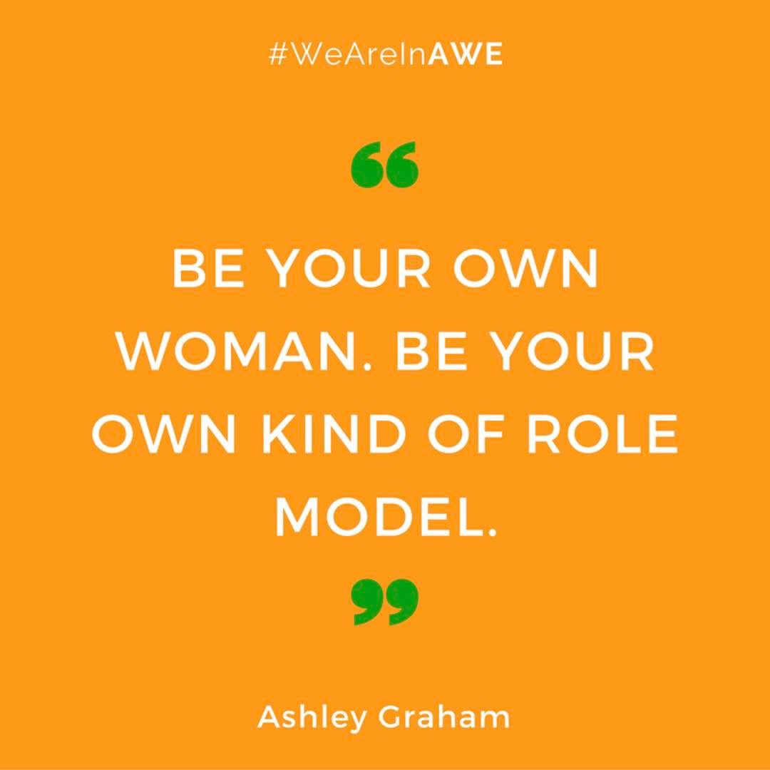 Quote by Ashley Graham