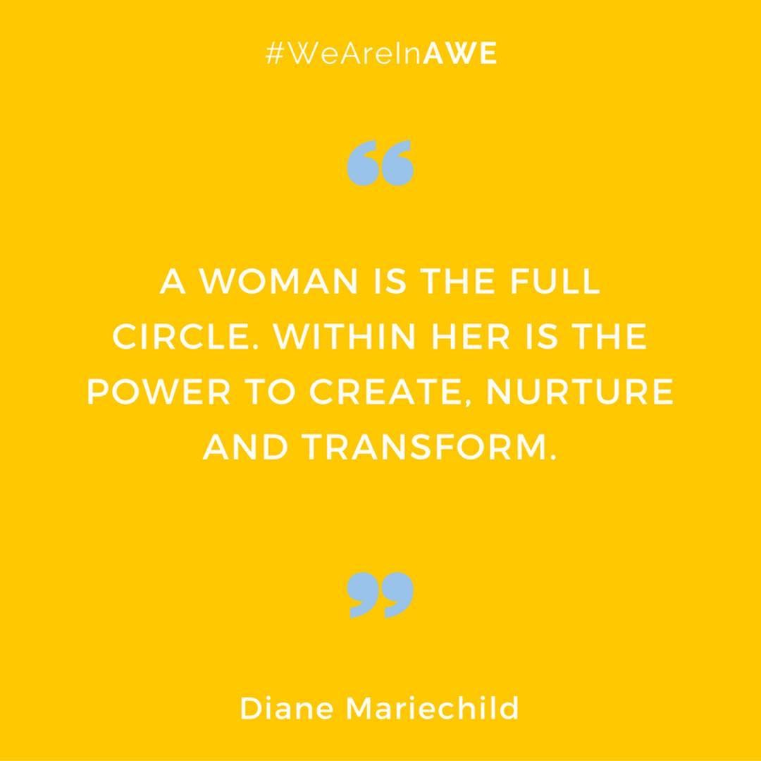 Quote by Diane Mariechild
