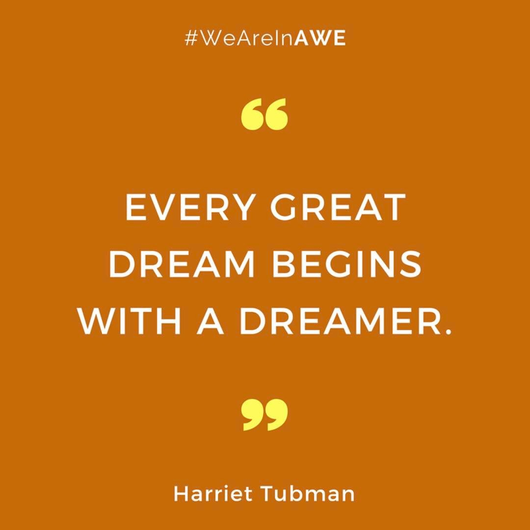 Quote by Harriet Tubman