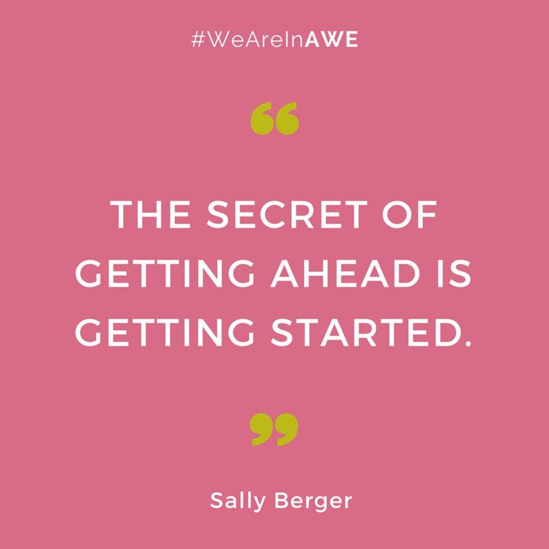 Quote by Sally Berger