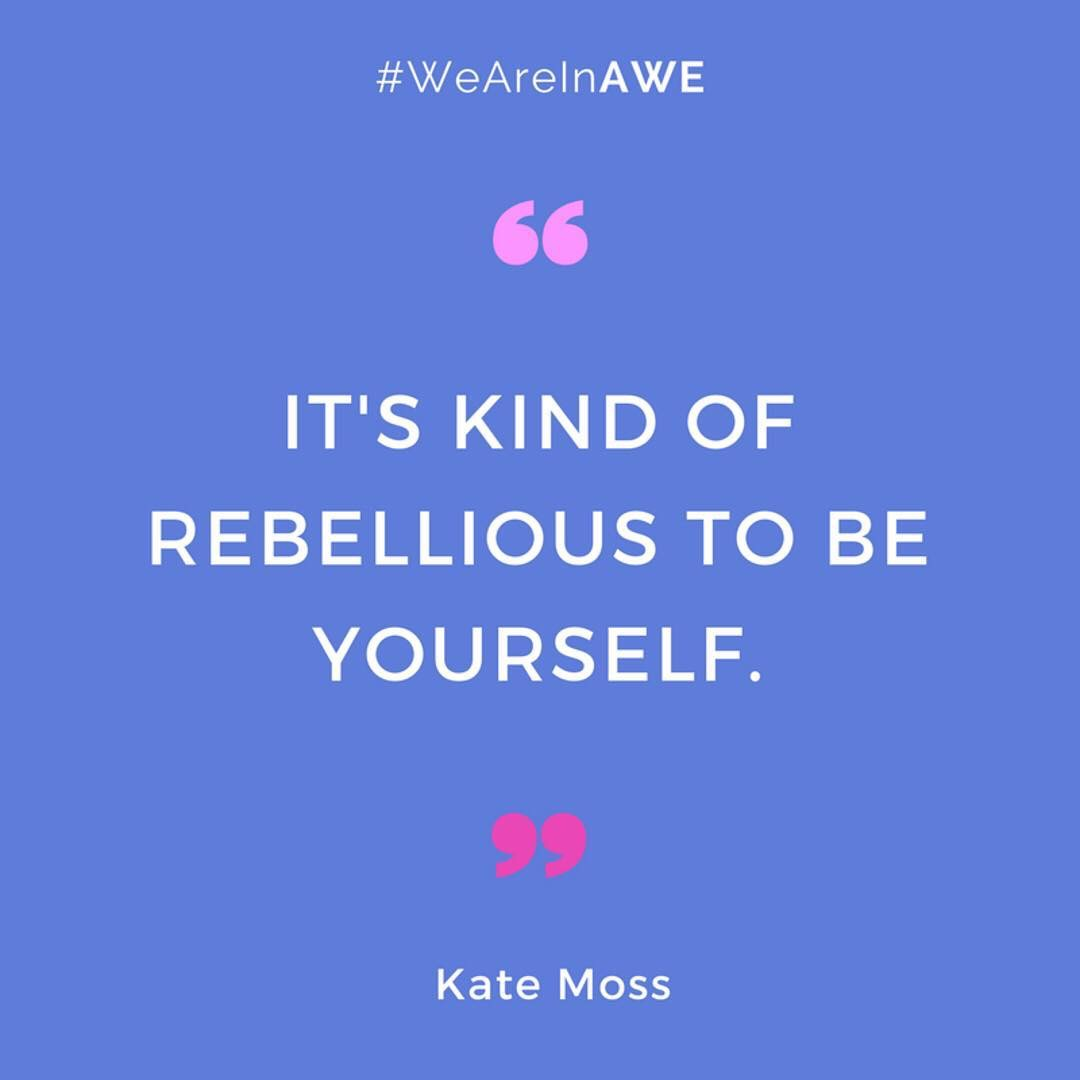 Quote by Kate Moss