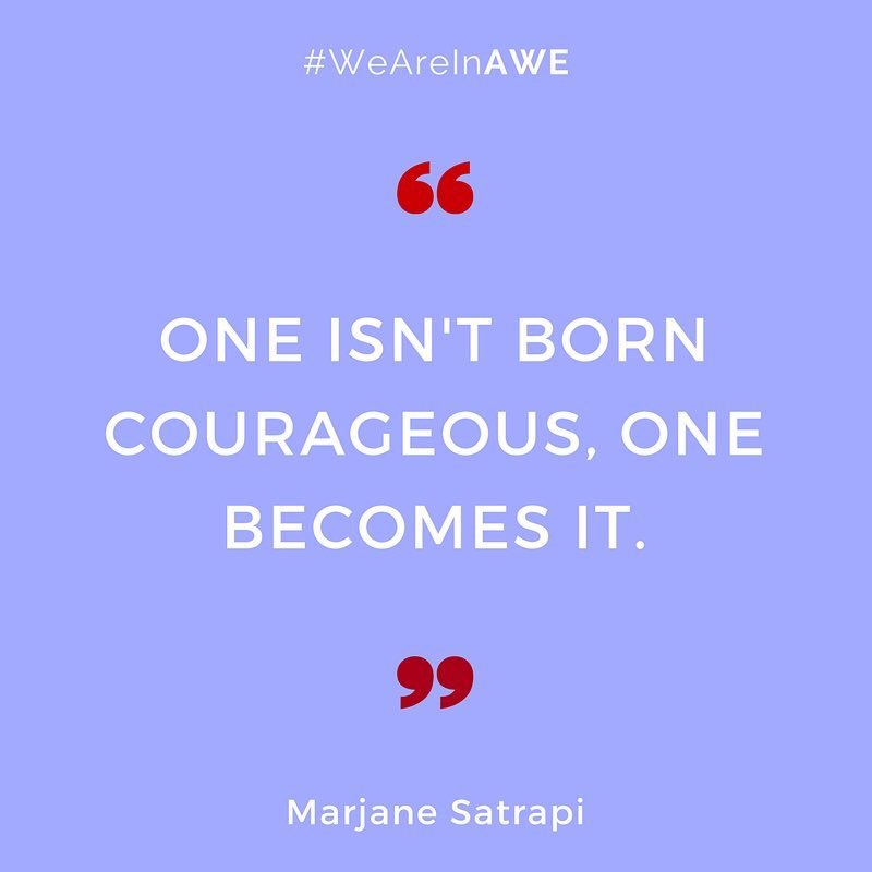 Quote by Marjane Satrapi