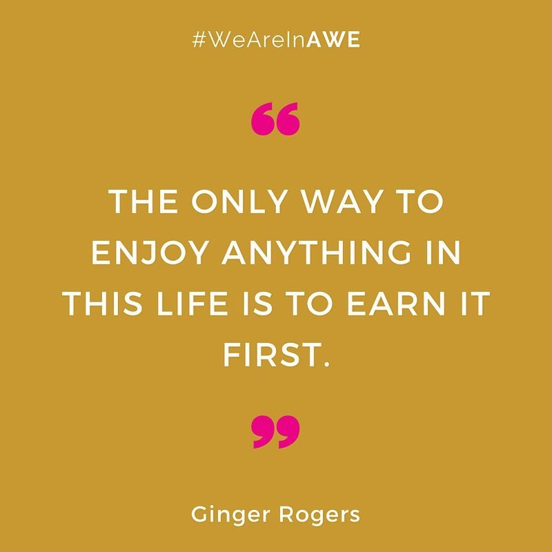 Quote by Ginger Rogers