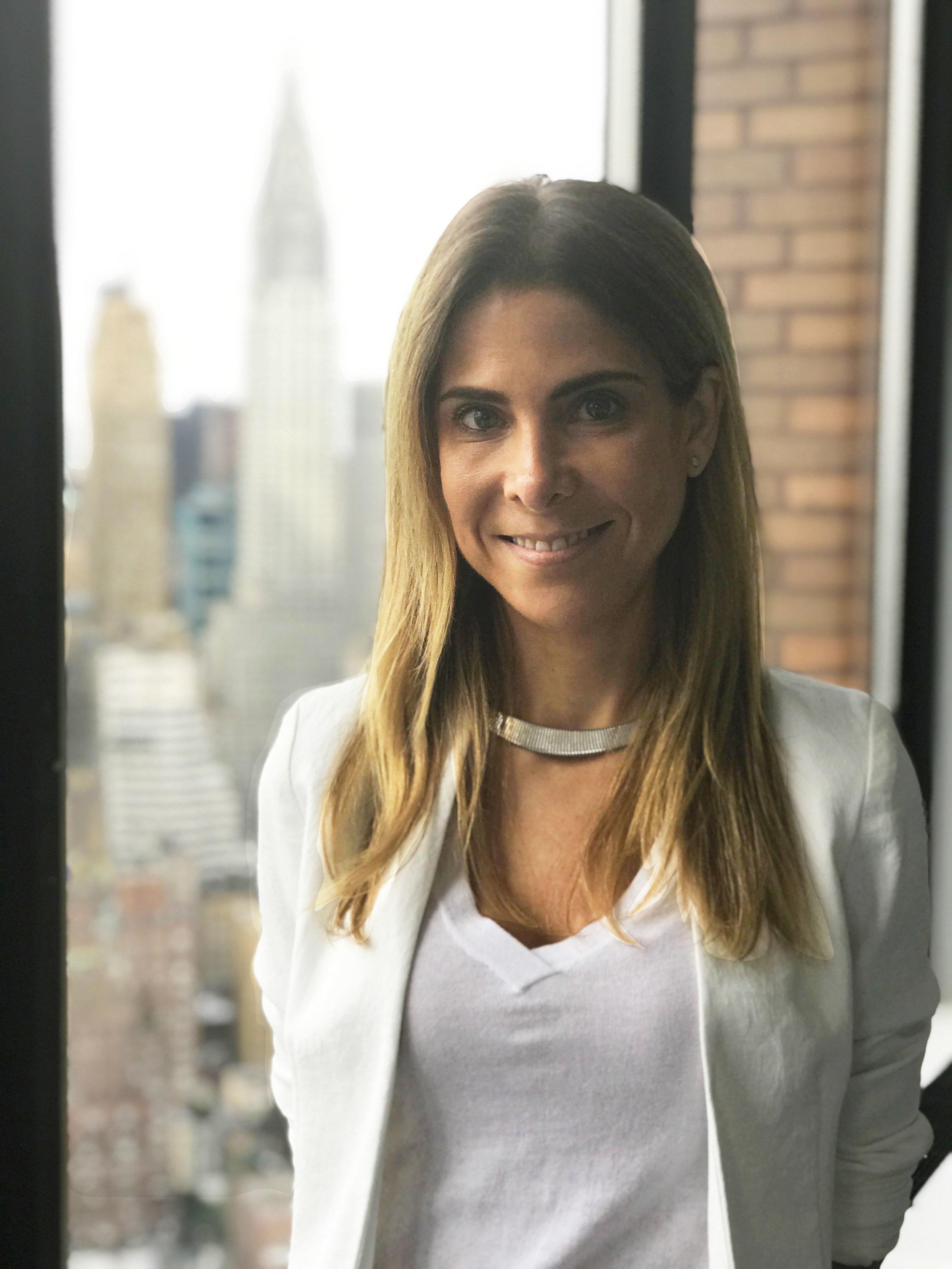Jess Eker, Advancing Women Executives Leader.