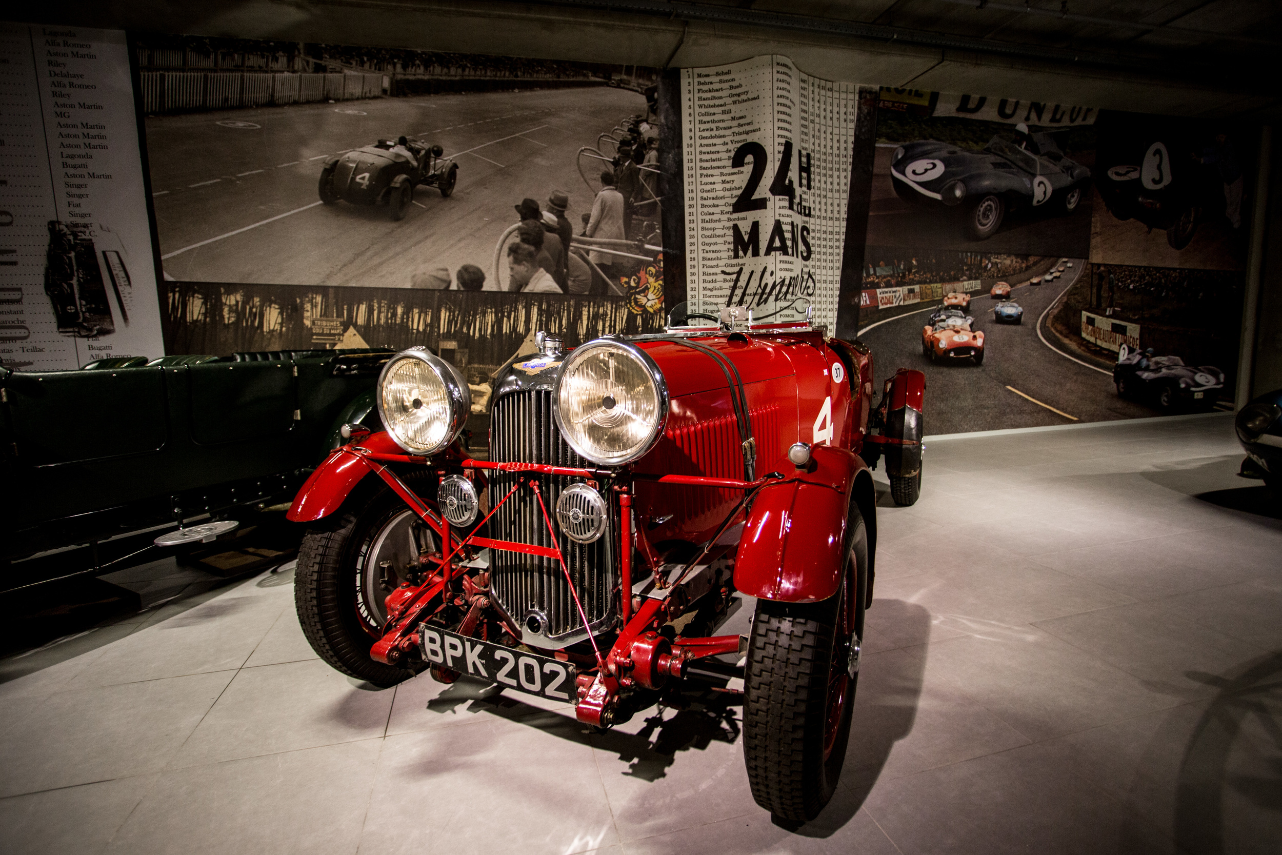 Lagonda M45R: The 1935 Le mans winner