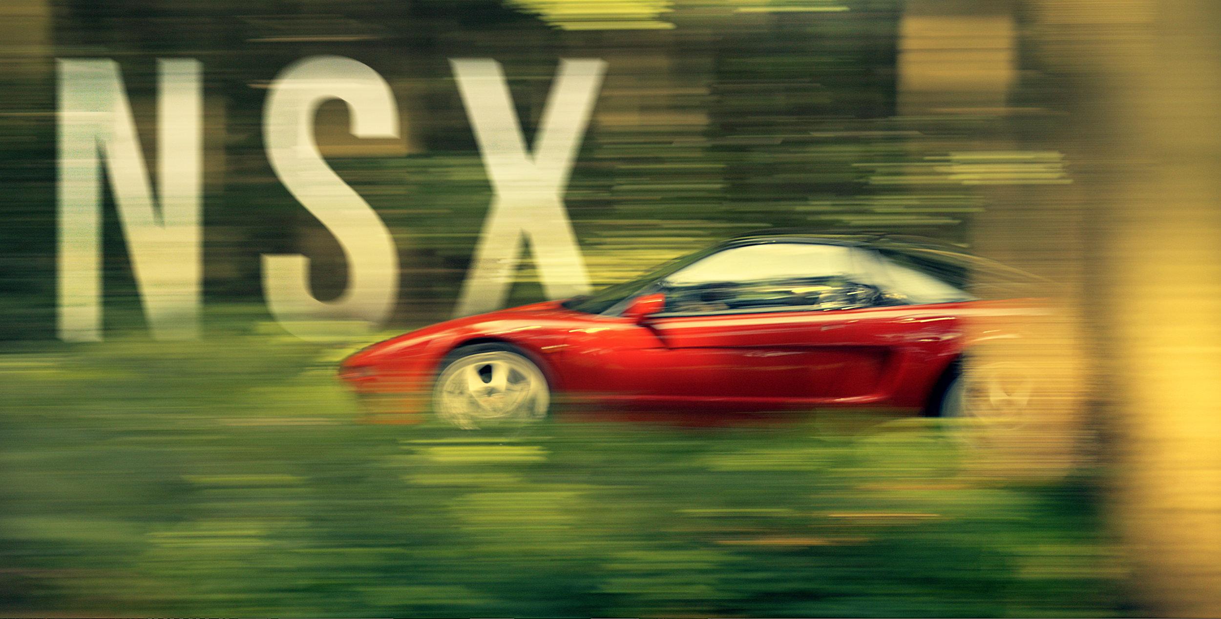 Honda NSX Robbert Alblas