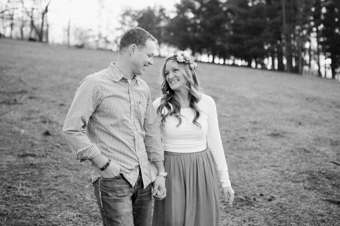 What I Love About Wayne | Couple Photo, Save the Date/ Engagement Session